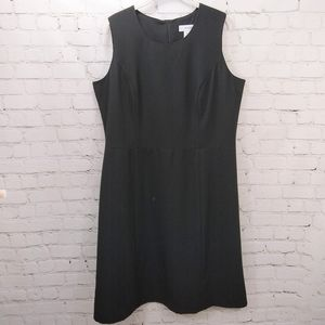 Sag Harbor black sheath dress